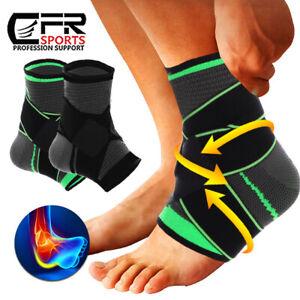 Knöchel-Bandage Fußgelenk Bandage Fußbandage Sport Stütze Sprunggelenk Fitness