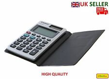 New Casio HS-85TE Handheld Calculator - UK SELLER