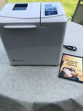 Regal Kitchen Pro Breadmaker K6743 Guide & Cookbook 8 Cycle Exc Condition Clean