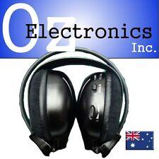 Infrared Wireless IR Headphones Dual Channel 2 Channel Car DVD