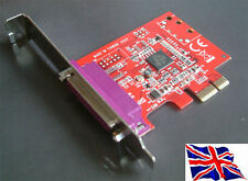 PCI express carte PCIe parallèle ecp, epp spp LPT PCI-E