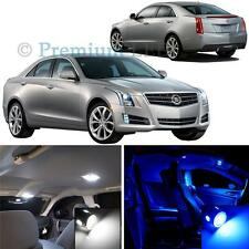 2013 and up Cadillac ATS 8x-Light LED SMD Full Interior Lights Package