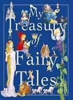 My Treasury of Fairytales (Treasuries), Igloo Books Ltd, Very Good Book