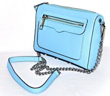 Rebecca Minkoff 'Avery' Crossbody Bag, LIGHT BLUE - NEW (See Condition) $175