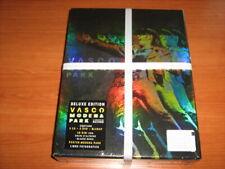 BOX VASCO ROSSI MODENA PARK DELUXE EDITION 3 CD+ 2 DVD + BLURAY+ LIBRO SIGILLATO