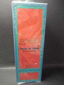 Victorio & Lucchino CARMEN frescor de verano 100 ml eau de toilette EDT vintage