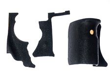 Rubber Body 3 Piece Set Cover Shell Grip Unit For Canon 7D 3M Tape & Glue