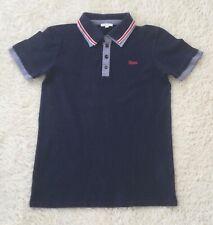 Gucci boys navy blue Polo Shirt, 10 Years