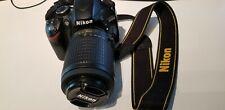 Nikon D3200 24.2 MP Digital SLR Camera (w/ Nikon AF-S Nikkor 55-200mm f4-5.6 VR)
