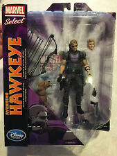 Marvel Select Avenging Hawkeye Lucky the Pizza Dog Disney Store Exclusive