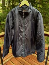 L.L. Bean Men's L TALL Polyester Insulated Blue Gray Everyday Casual Jacket Coat