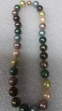 """South Sea Shell Pearl Approx 14 MM Multi Color 18"""" Necklace BEAUTIFUL"""