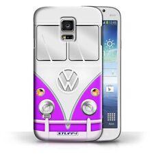Housses et coques anti-chocs violets Samsung Galaxy S5 pour téléphone mobile et assistant personnel (PDA)