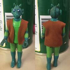 Kenner Custom Star Wars Greedo Add On Vest Accessory Only ANH