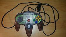 Nintendo 64 original Controller buen Stick lila transparente