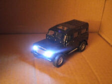 1/31 Scale Land Rover Defender 110 Wagon Model With Lights And Sound