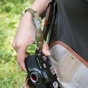 1901 'Maitani' Leather Camera Wrist Strap