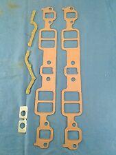 Engine Seal Intake Manifold Gasket # 82200 Interchange Fel-Pro # 9617