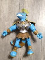 "Neopets Legends of Neopia GRARRL GLADIATOR 8"" Action Figure Think Way Toy RARE"