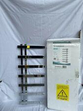 559953 - Horton towerlands 1200mm x 500mm chrome  radiator 7 Bars RRP £349