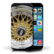 STUFF4 Back Case/Cover/Skin for Apple iPhone 6S/Alloy Wheels