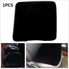 1PCS Car Seat Black Rabbit Fur Hair Cushion Chair Cover Warm Pad Winter Non-slip