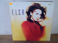 """LP 12"""" ELSA - Rien que pour ça... - NM/EX - ARIOLA - 210979 - GERMANY"""