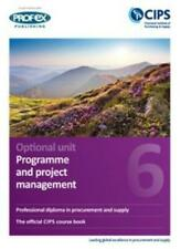 Profex Programme and Project Management CIPS,Profex CIPS