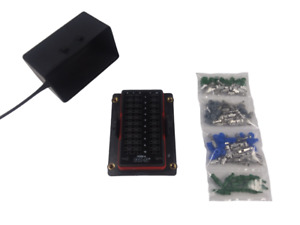 Bussmann RTMR 15305-4 Waterproof Fuse Relay Panel Box with Terminals 12V Kit