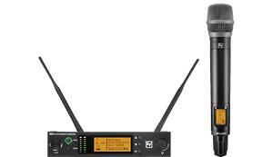 Electro Voice RE3-520 handheld, Funkmikro mit Kondensatorkopf