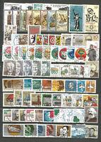 DDR 1983 gestempelt kompletter Jahrgang mit allen Einzelmarke  SUPER Poststempel
