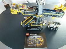 Lego Technic - 42055 Bucket Wheel Excavator + OBA + Karton (116)