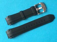 Festina Uhrband Ersatzband F16882/1 Kautschuk schwarz Band Strap F16882