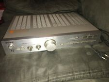 Vintage  Sony TA-F45 Metal 100-Watt Integrated Stereo Amplifier European Plug