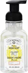 Foaming Hand Soap by J.R. Watkins, 9 oz Lemon