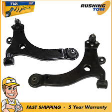Pair (2) Front Lower Control Arms With Ball Joints And 5 Year Warranty