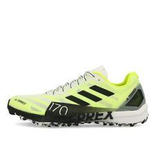 adidas Terrex Speed Pro W Damen White Yellow Black Laufschuhe Trailschuhe Weiß
