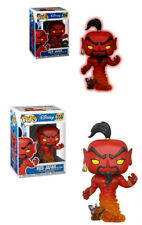 Funko Pop! Disney - Aladdin - #356 Red Jafar as Genie CHASE and Regular w/ case