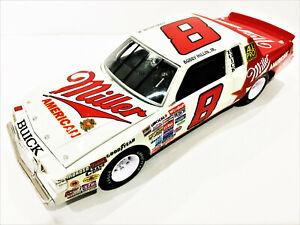 Bobby Hillin Jr Racing Champions #8 Miller American Buick Nascar Custom Diecast