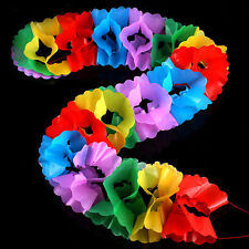 1 Large Paper Pull Flower Garland Circular Stage Magic Trick Accessory Prop UK