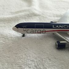 RARE VINTAGE DRAGON WINGS LAN CHILE B767-316F (ER) CARGO FREIGHTER - NEW IN BOX