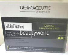Dermaceutic Milk Peel Treatment Dull Complextion #grupk