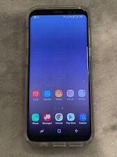New listing Samsung Galaxy S8 Sm-G950U - 64Gb - Arctic silver (Verizon) - Screen Burn