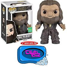 Funko Pop! Game Of Thrones: Mag The Mighty SDCC Exclusive IN STOCK