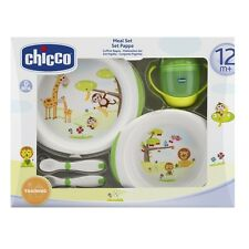 Set pappa chicco completo12m+