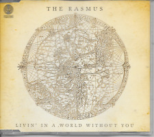 THE RASMUS - Livin' in a world without you CD SINGLE 1TR Enhanced 2008 EU