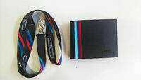 Cartera+lanyard M color BMW (e46,e90,e92,e57,e87,e39,320,x3,x5,e30,e60) wallet