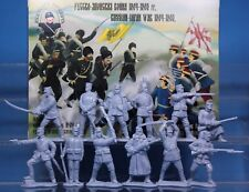 Inzhener Basevich Plastic Toy Soldier The Russian-Japanese War № 21 1/32 54 mm