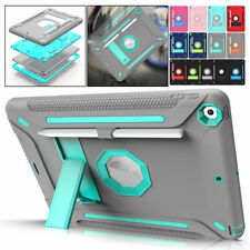 For iPad Air A1566 A1567 A1474 A1475 Hybrid Shockproof Impact Case Stand Cover