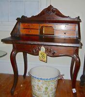 Antique Lap Desk Victorian  early 1900's